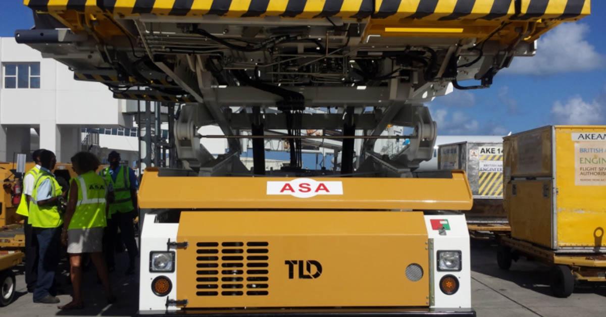 Asa high loader